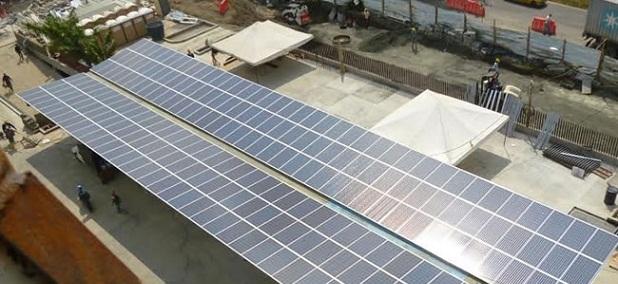 Tienda eco sostenible colombia iluminacion led